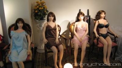Japanese love dolls