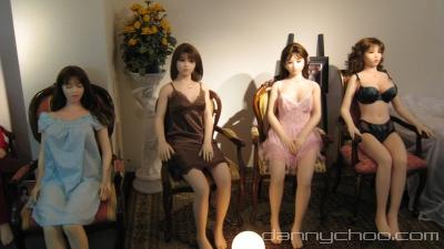 Japanese love dolls