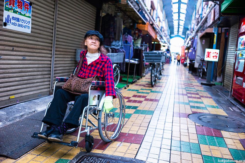 Tokyo contemplation