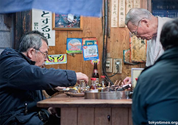 cheap Tokyo restaurant