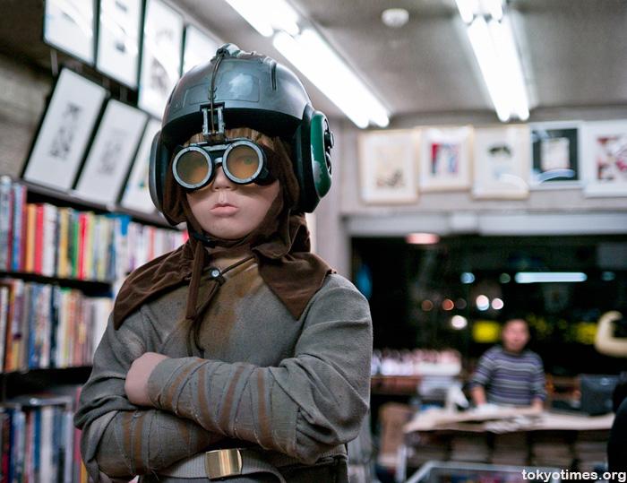 Anakin Skywalker in Japan