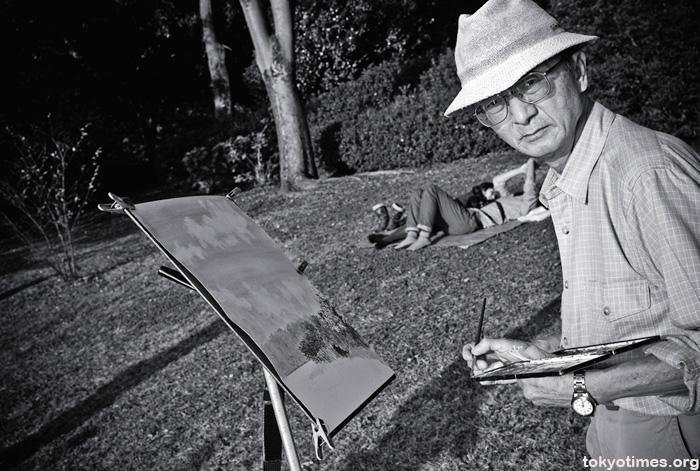 Japanese painter