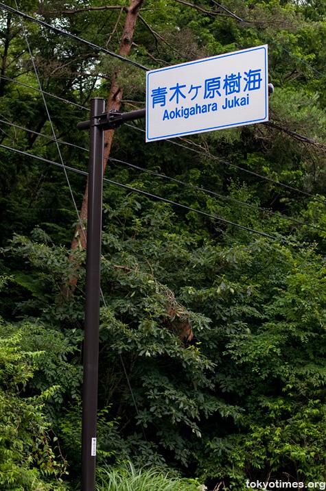 Aokigahara Jukai (Sea of Trees)