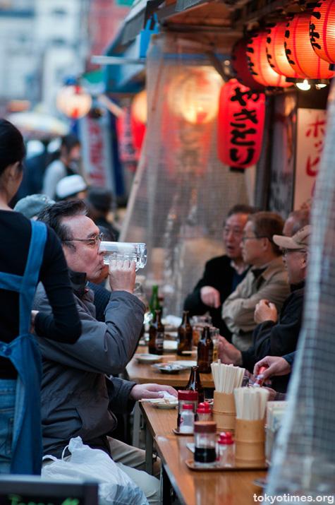 Asakusa drinker