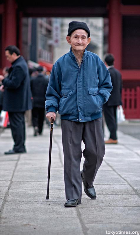 Asakusa old man