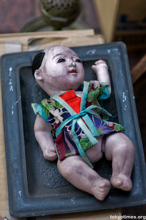 Japanese baby doll