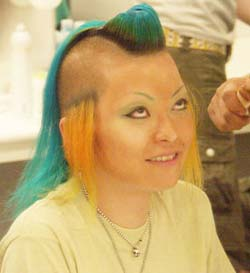 japanese hairstyle