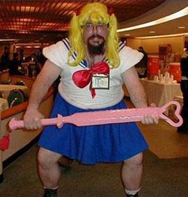 freaky cosplay