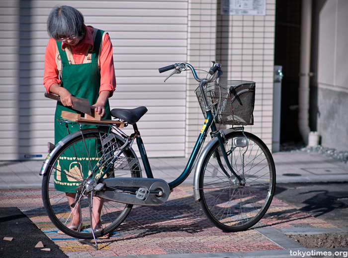 Japanese bike workshop