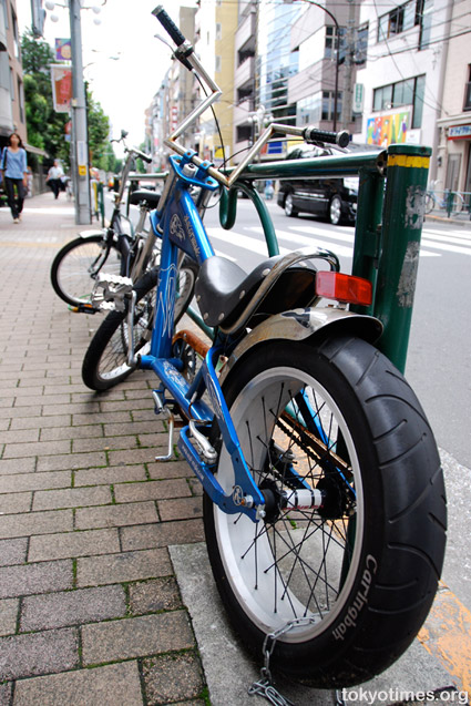 Japanese bicycles
