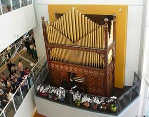 huge organ