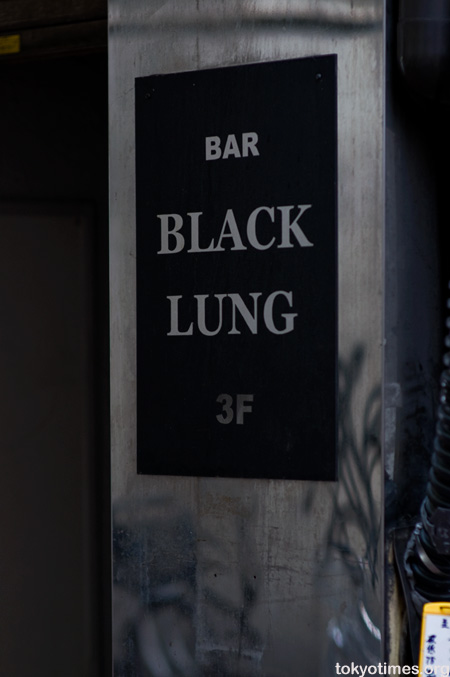 black lung bar