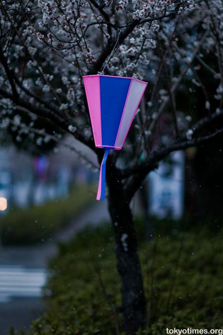Wintery Tokyo