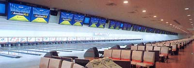 japanese bowling alley