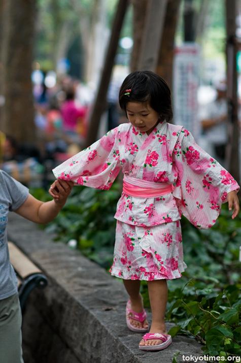 Japanese summer fashion