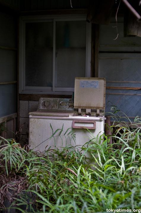 Japanese haikyo/urban exploration