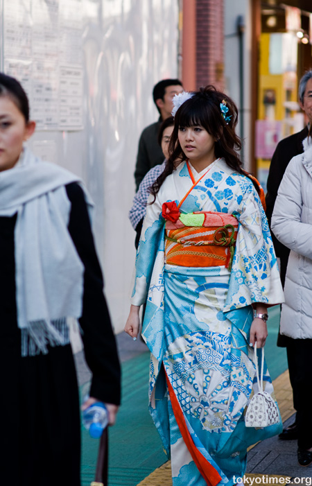 Coming of Age Day Japan
