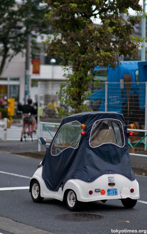 compact Japanese car
