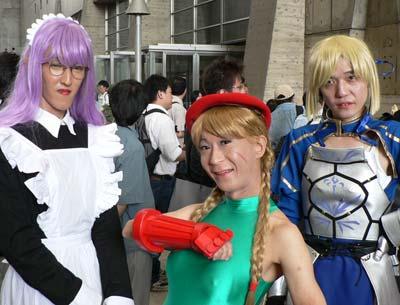 cosplay freaks