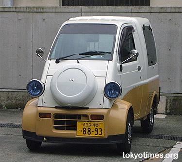 small japanese car