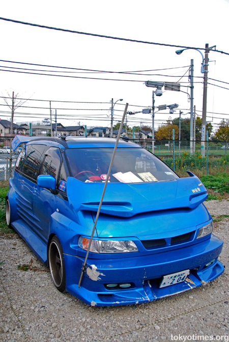 Japanese custom car