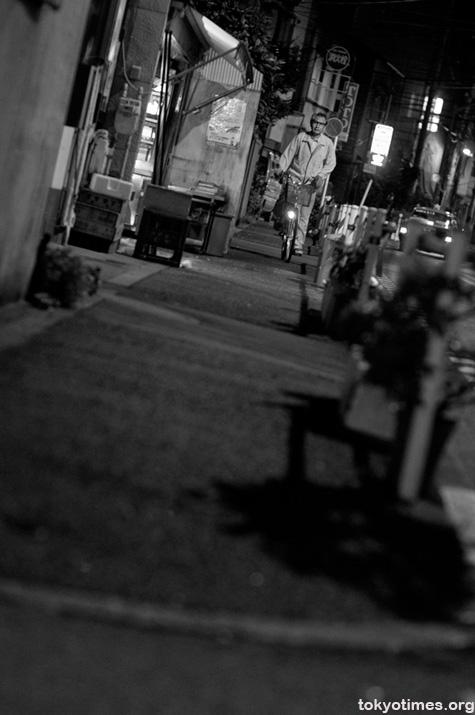 Japanese salary man
