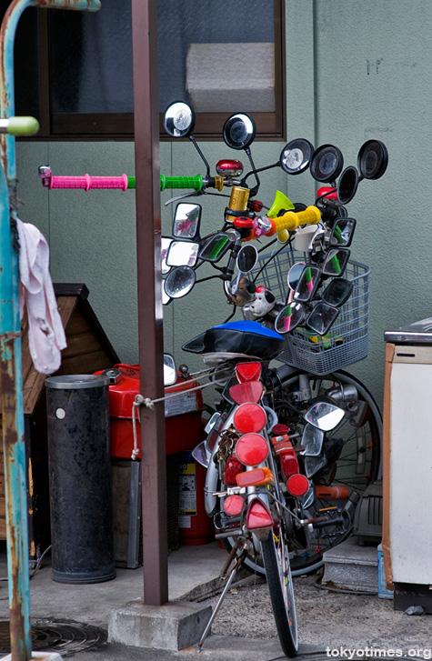 pimped Japanese bike