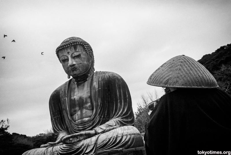 Kamakura Daibutsu or Great Buddha