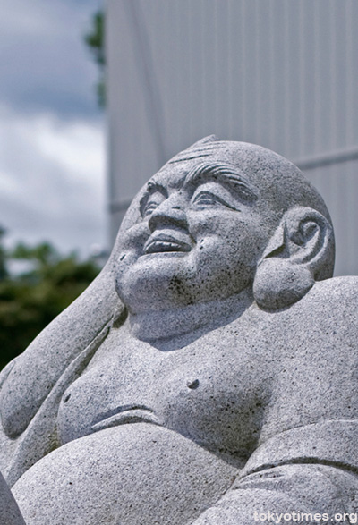 Japanese penis monument