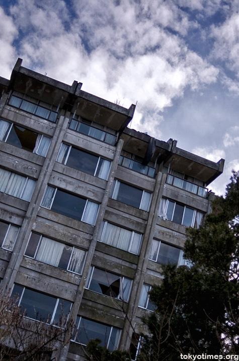 hotel haikyo