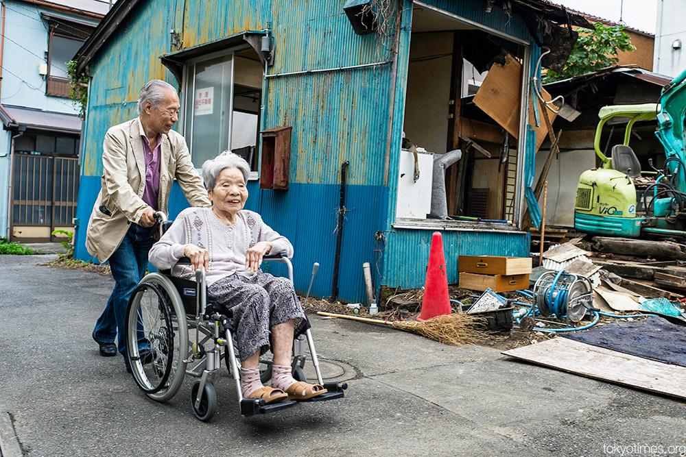 Tokyo's disappearing neighbourhoods