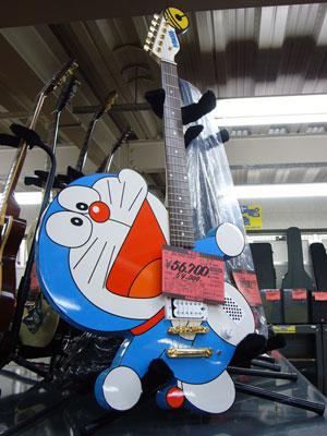 doraemon guitar