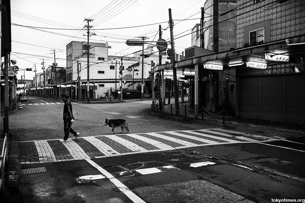 Muroran, a dying Japanese town in Hokkaido