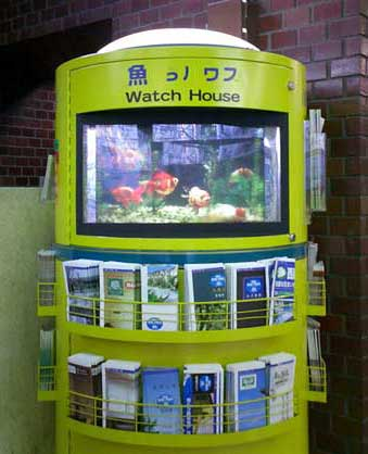 electronic fish