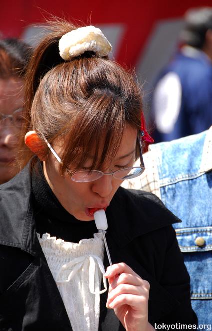 Japanese fertility/penis festival