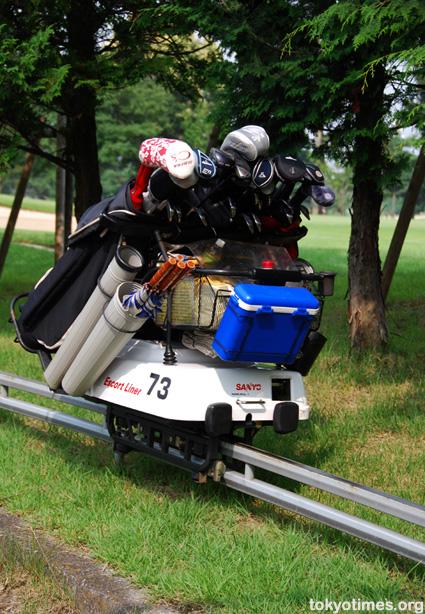 Japanese golf gadget