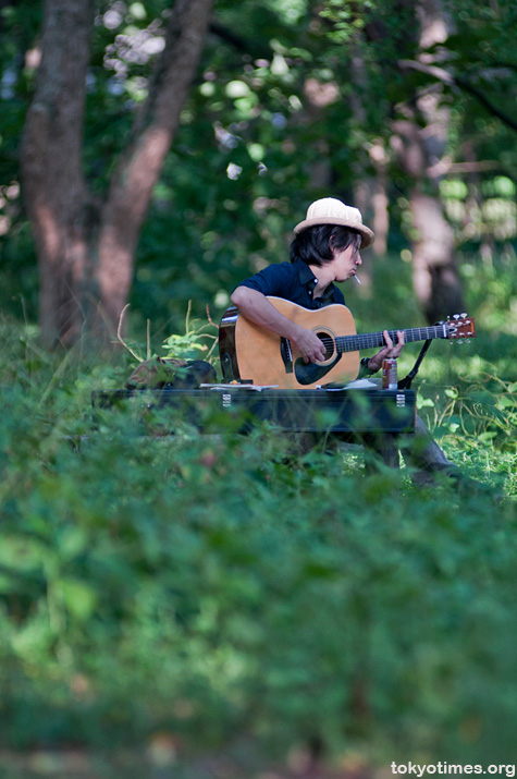 Japanese guitarist
