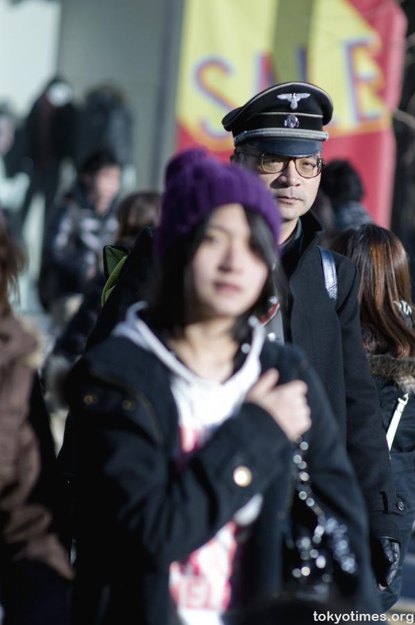 Nazi uniform in Tokyo — Tokyo Times
