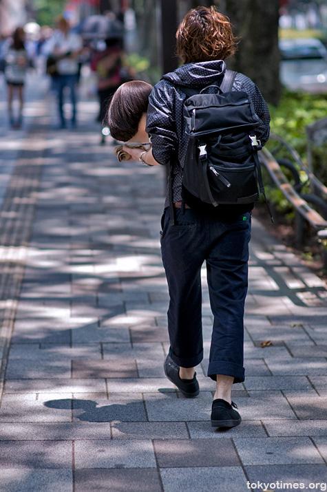 Japanese headhunter