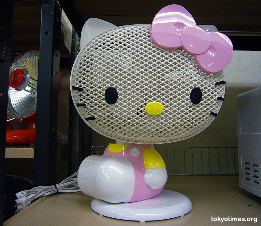 Hello Kitty Fan : Hello kitty control — tokyo times