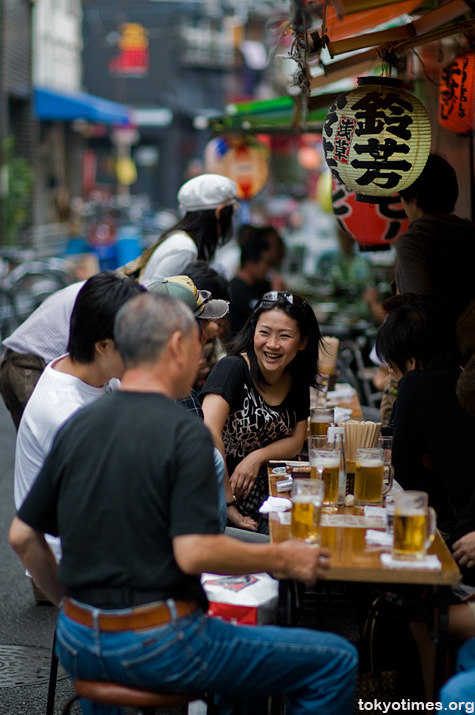Japanese drinking
