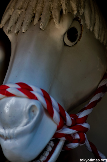 Tokyo horse shrine