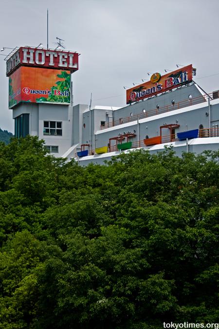 Japanese love hotel