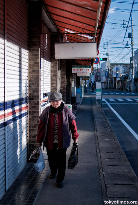 life in provincial Japan