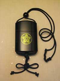 iPod lacquerware case