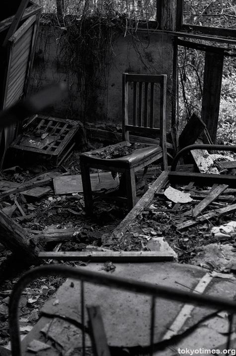 Abandoned Japanese isolation ward