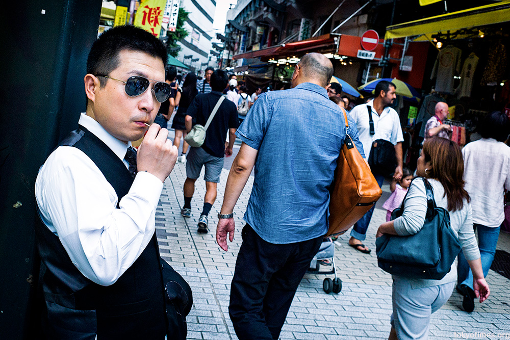 Japanese dude