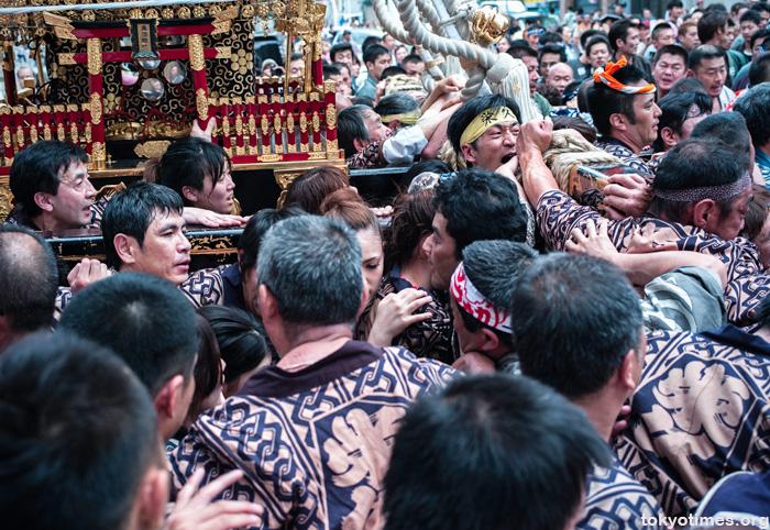 traditional Japanese festival