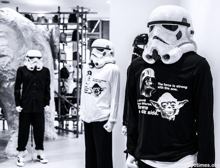Tokyo Stormtroopers