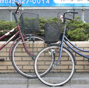 japanese bicycle